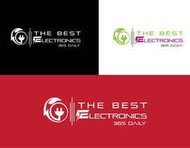 #76 untuk a worldwide universal Logo for electronics and tech innovation oleh mdkabirhossain01