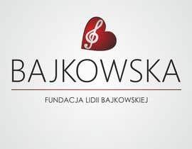#40 untuk Zaprojektuj logo muzyczne dla marki BAJKOWSKA oleh laramido