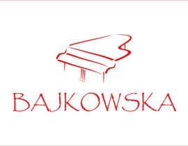 nº 15 pour Zaprojektuj logo muzyczne dla marki BAJKOWSKA par marthiq