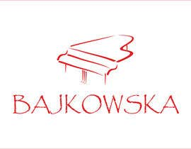 #15 untuk Zaprojektuj logo muzyczne dla marki BAJKOWSKA oleh marthiq