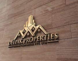 #16 cho Logo : Deepak Properties bởi monowara01111
