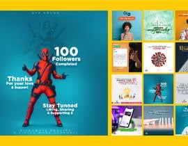 #77 for Social media posts (graphic designer) by awamalik