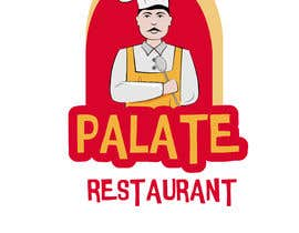 """#68 for Looking for logo..... """" PALATE """" Its a restaurant, here is some reference by pravallika6my"""