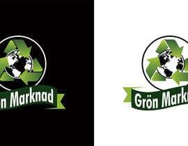 nº 5 pour Designa en logo for Gronmarknad.se par inventivegraphic