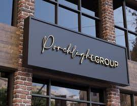 Nro 457 kilpailuun Porchlight Group Logo käyttäjältä ranasavar0175