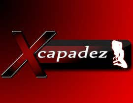#85 para Logo Design for Xcapadez Adult Chat Room de Rflip