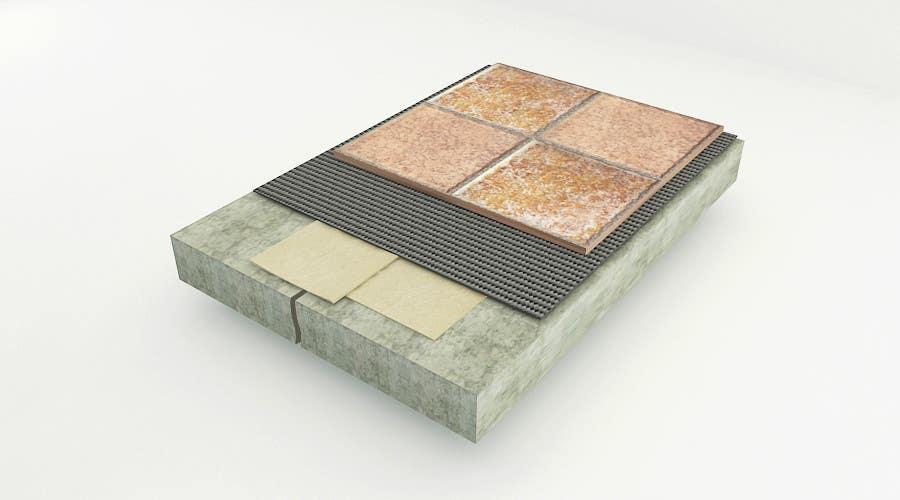 Konkurrenceindlæg #                                        23                                      for                                         Do some 3D Modelling for FG tile floor