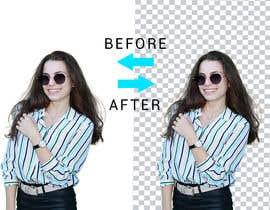 Nro 502 kilpailuun Photoshop expert - remove background (green screen) käyttäjältä joyhalderjoy