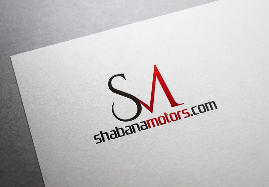 Konkurrenceindlæg #52 for Design a Logo for Shabana Motors