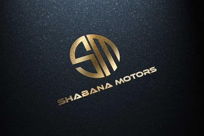 #77 for Design a Logo for Shabana Motors af ydgdesign