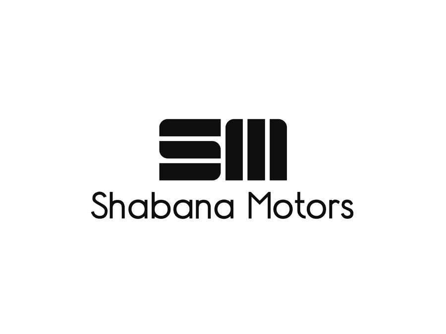 Konkurrenceindlæg #146 for Design a Logo for Shabana Motors