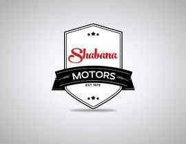 #137 for Design a Logo for Shabana Motors af reeyasl