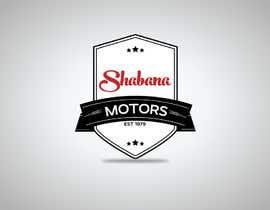 #137 untuk Design a Logo for Shabana Motors oleh reeyasl
