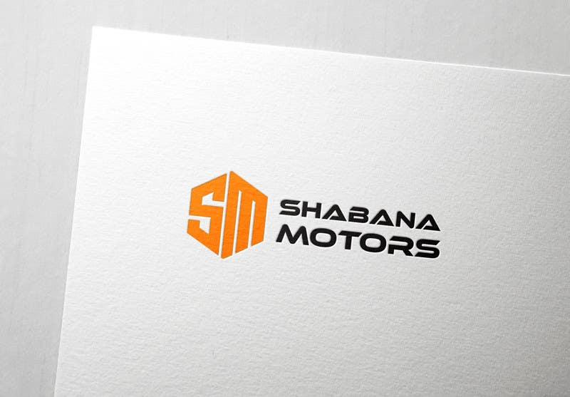 Konkurrenceindlæg #92 for Design a Logo for Shabana Motors