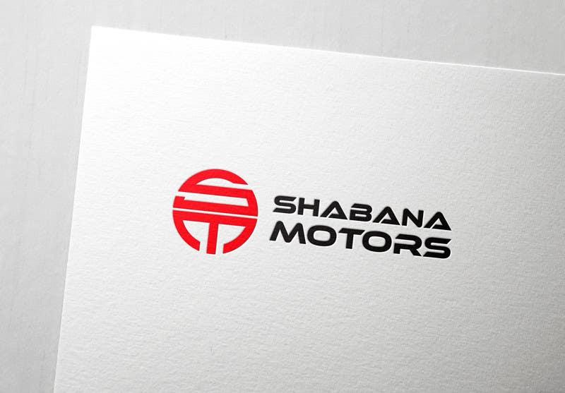 Konkurrenceindlæg #94 for Design a Logo for Shabana Motors