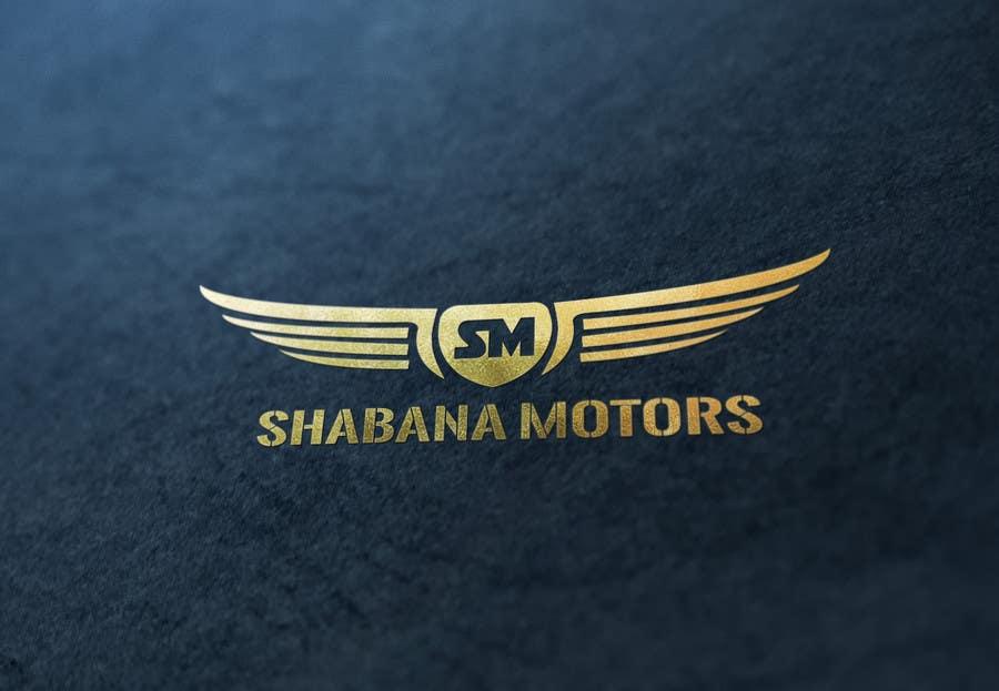 Konkurrenceindlæg #156 for Design a Logo for Shabana Motors