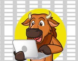 nº 8 pour Bison typing on a computer graphic par HalitUcan