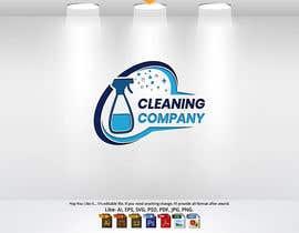 #108 cho Cleaning Company Logo bởi mdkawshairullah