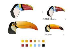 #13 untuk Sketches of Toucans oleh ramimh283