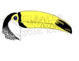 #37 untuk Sketches of Toucans oleh ReiezJ