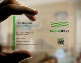 Nro 324 kilpailuun design business card käyttäjältä tomalmahmud888