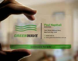 Nro 212 kilpailuun design business card käyttäjältä sheikhsaifullah1