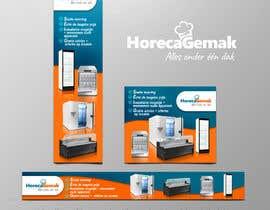 carlosren21 tarafından Advertisement Banners HorecaGemak (3 sizes) için no 99