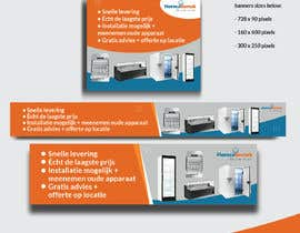 designshuva tarafından Advertisement Banners HorecaGemak (3 sizes) için no 105