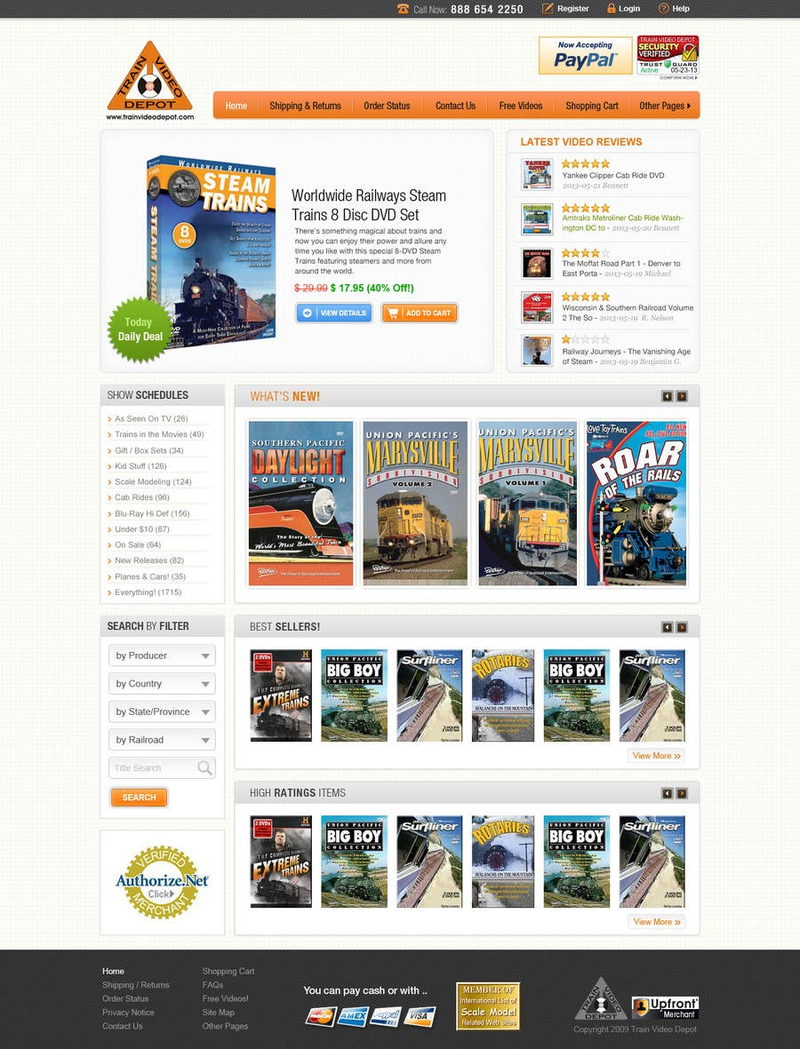 Bài tham dự cuộc thi #                                        6                                      cho                                         Entry page and product page layout