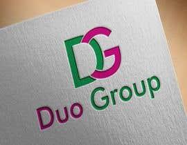 Nro 159 kilpailuun Full branding for a company named (Duo Group) käyttäjältä ruhulkuddus3138