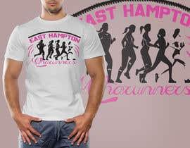 Nro 34 kilpailuun Logo for Running Group to put on a shirt käyttäjältä sahkamalbd