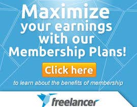 #125 para Design a Banner for Freelancer.com por CreativeDolphin