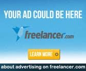 Graphic Design Konkurrenceindlæg #115 for Design a Banner for Freelancer.com