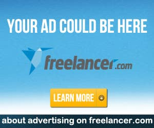 Konkurrenceindlæg #115 for Design a Banner for Freelancer.com