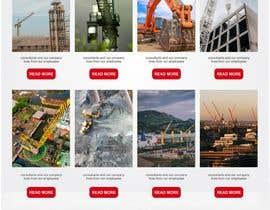 Nro 69 kilpailuun Corporate website käyttäjältä Kalluto