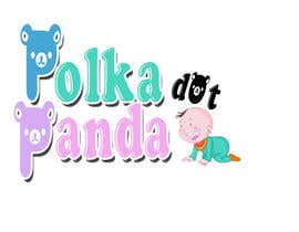 nº 93 pour Design a Logo for a new children's clothes website - Polka Dot Panda par alidicera