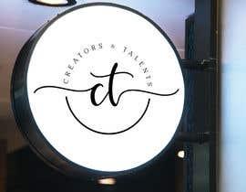 #105 for Logo for Content Creator Agency af RakibUzzaman274