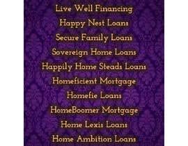 Nro 139 kilpailuun Name a new loan product käyttäjältä Jenilya