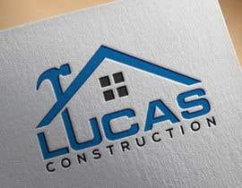 #170 untuk Logo for a construction company oleh josnaa831