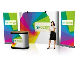 #5 for POP Up Stand Design by deepakinventor