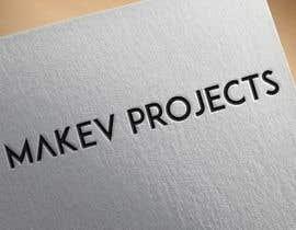 #574 cho Logo design for Makev Projects bởi sheikhtaniyamou