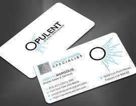 #384 for Business Card Design For Opulent af Shuvo4094