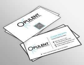 #40 for Business Card Design For Opulent af ExpertShahadat
