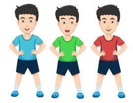 #24 untuk Sports Mascot oleh NakulV2