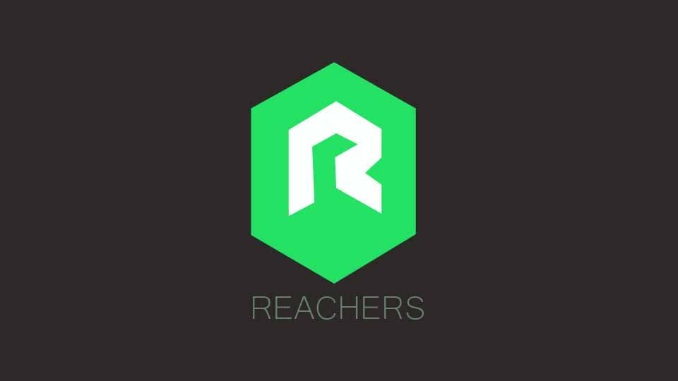 Contest Entry #                                        41                                      for                                         Logo for a crowd-investing platform named Reachers