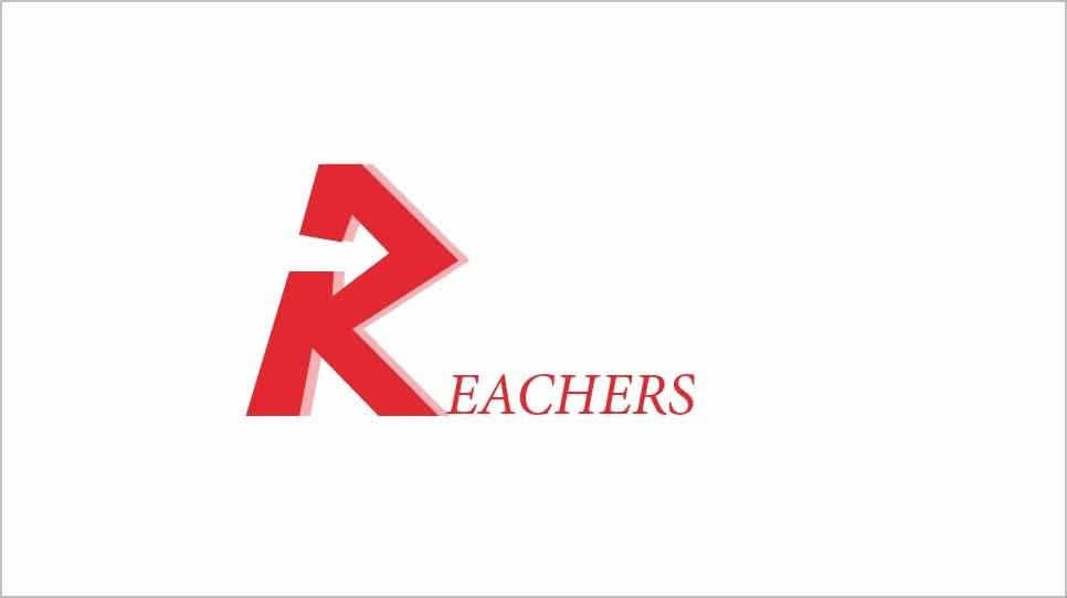 Konkurrenceindlæg #                                        43                                      for                                         Logo for a crowd-investing platform named Reachers