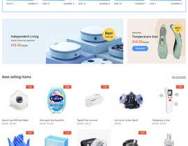 #18 untuk Help update my website (ecommerce) oleh mahmudulwali2