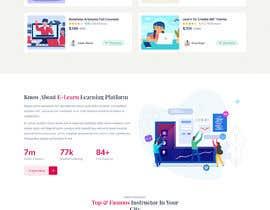 Nro 31 kilpailuun Website Design käyttäjältä mahmudulwali2