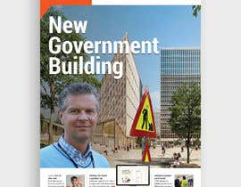 Nro 209 kilpailuun Cover for a magazine 1 käyttäjältä rakibrocks893