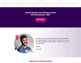 nº 8 pour Build a new landing page (WordPress) par mdyounusali465